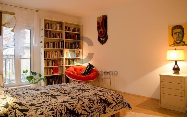 Zagreb, Medveščak, jednosoban stan, 40 m2, 380 €, LOKACIJA!