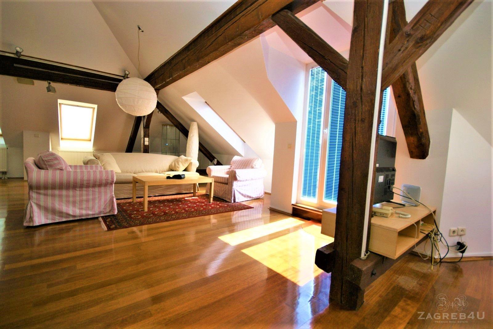 Zagreb - Ksaver - 3-sobni stan za najam (100 m2) - Mallinova
