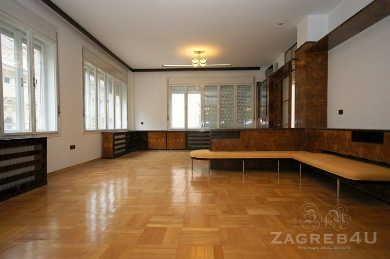 Zagreb - Centar - poslovni prostor za zakup (170 m2) - Petrićeva ulica