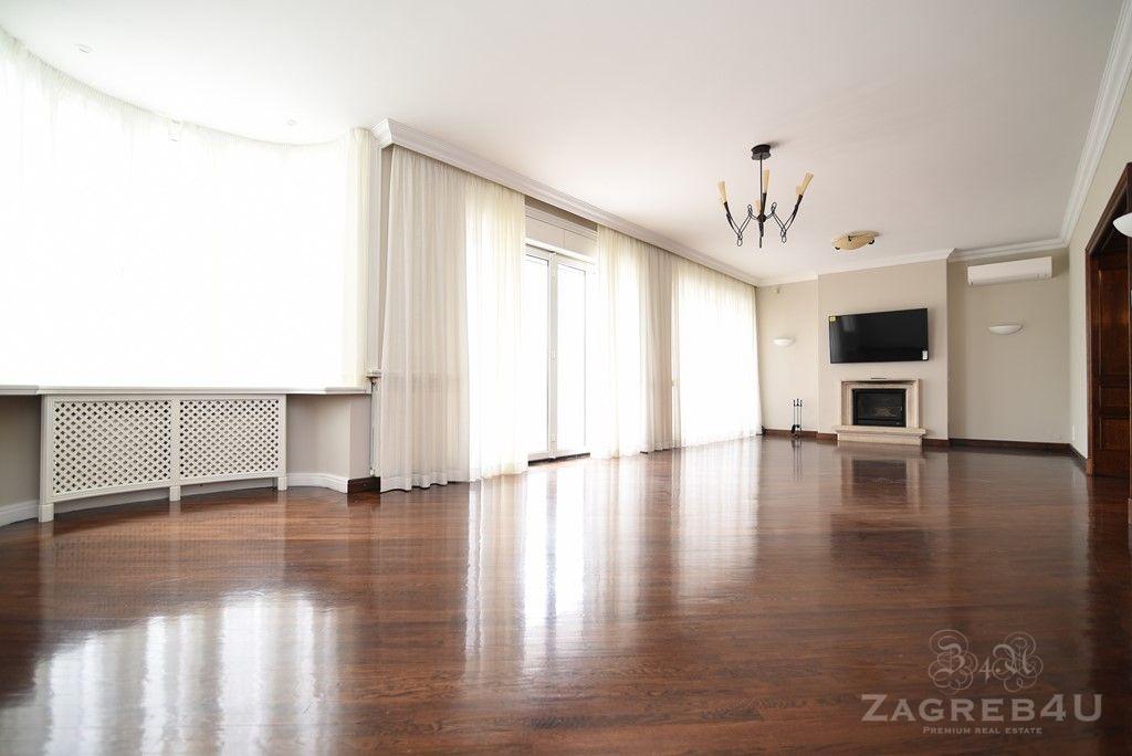 Zagreb - Luksuzan šesterosoban 250m2, 2 garaže, vrt - Tuškanac