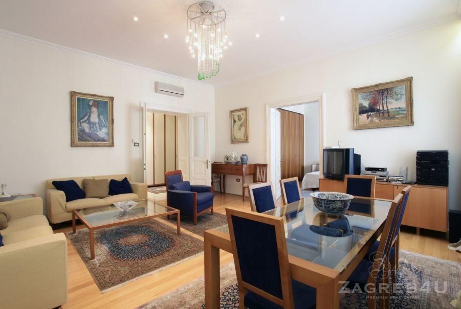 Zagreb - Centar - 3 - sobni stan za najam (133.20 m2) + balkon