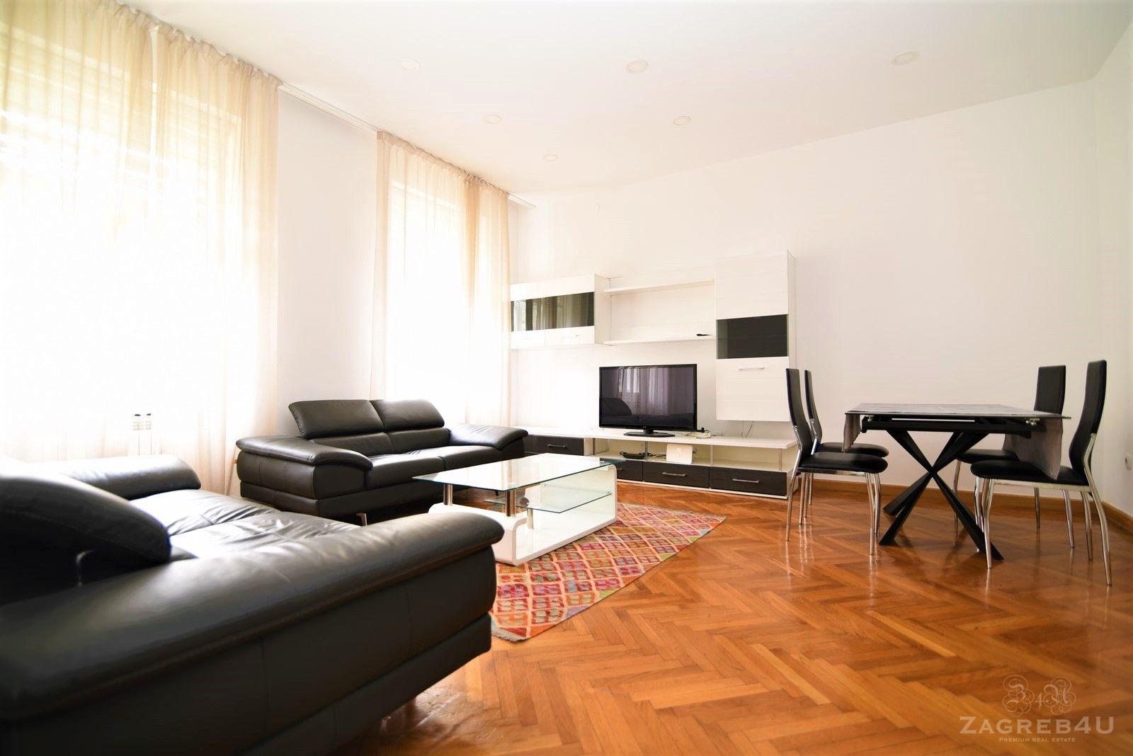 Zagreb - Centar - 3-sobni stan za najam (81 m2) - Krešimirov trg