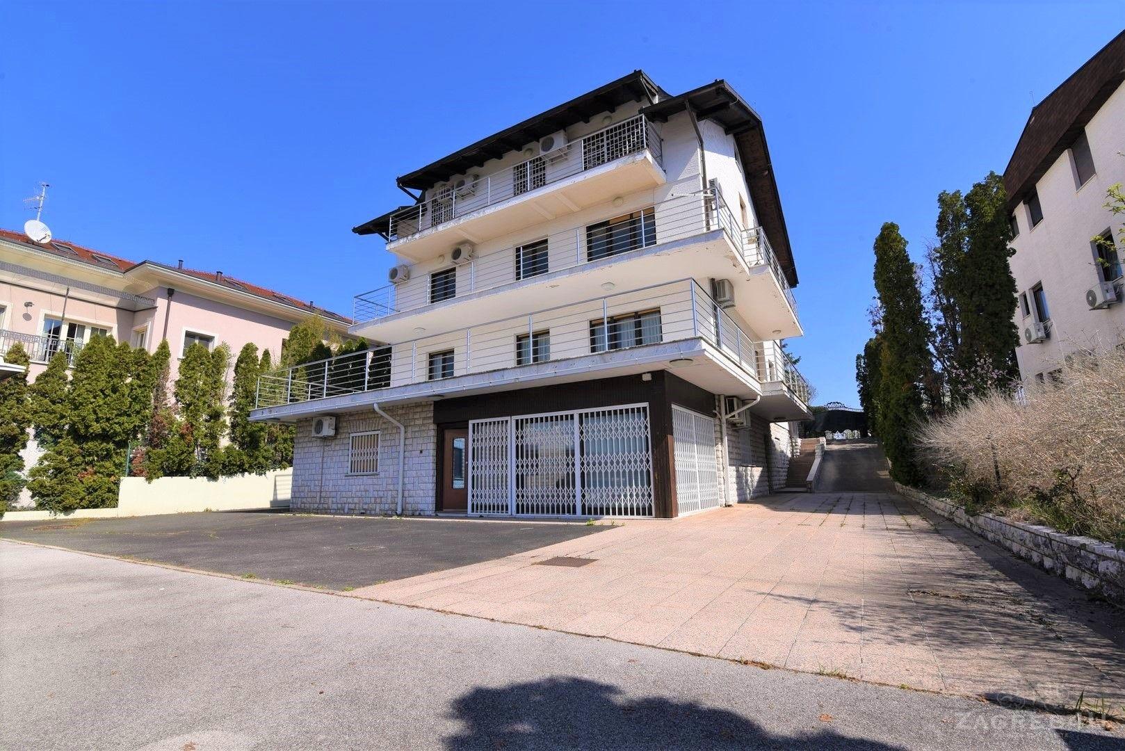 Zagreb - Pantovčak - kuća za najam Pantovčak 800m2
