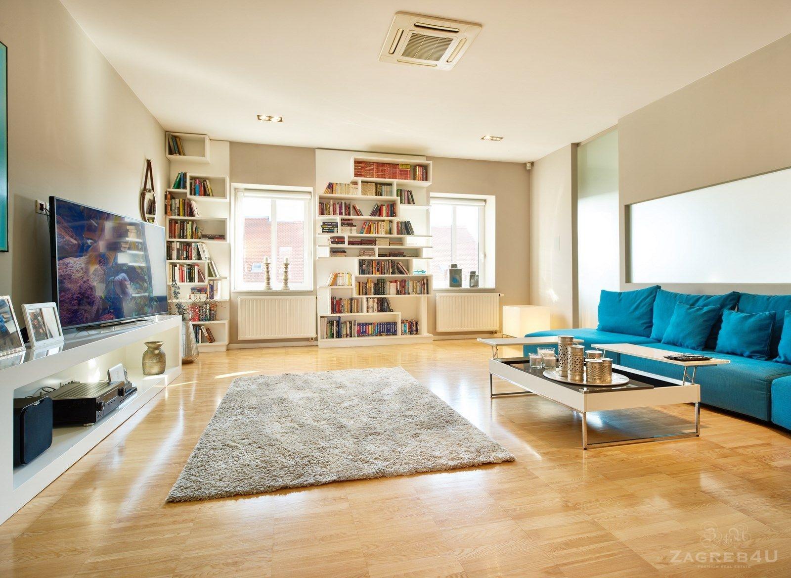Luksuzno uređeni stan veličine 124 m2 - Masarykova