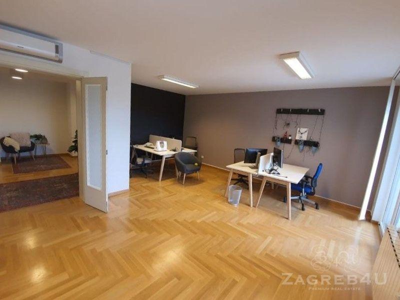 Odličan poslovni prostor 113m2 u stambeno poslovnoj zgradi Folnegićeva