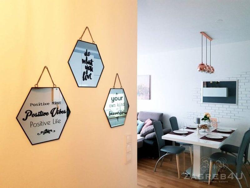 Trosoban stan 62 m2 na atraktivnoj lokaciji u Zapruđu