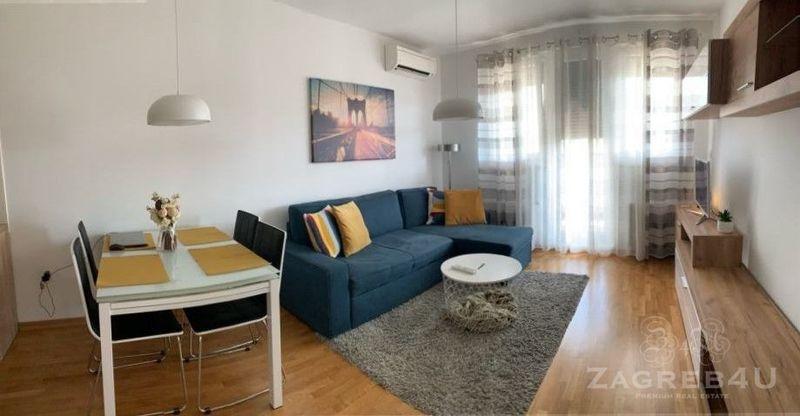 Funkcionalan i uređen stan 56 m2 za najam Trešnjevka
