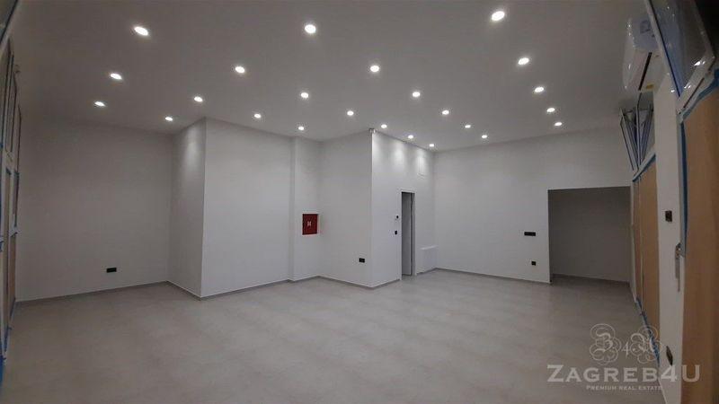 Poslovni prostor za najam 130 m2 Odra