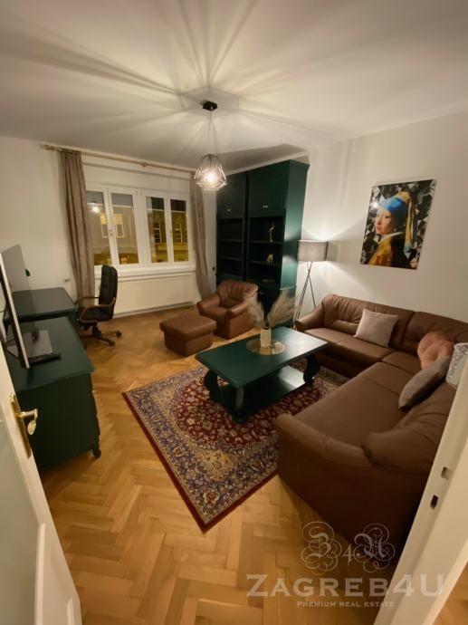 Prekrasan trosoban stan 87 m2 na odličnoj lokaciji Vodnikova ulica