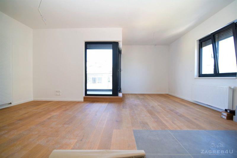 Novi 3-sobni prostor na Knežiji u NOVOGRADNJI (95 m2) sa parkingom
