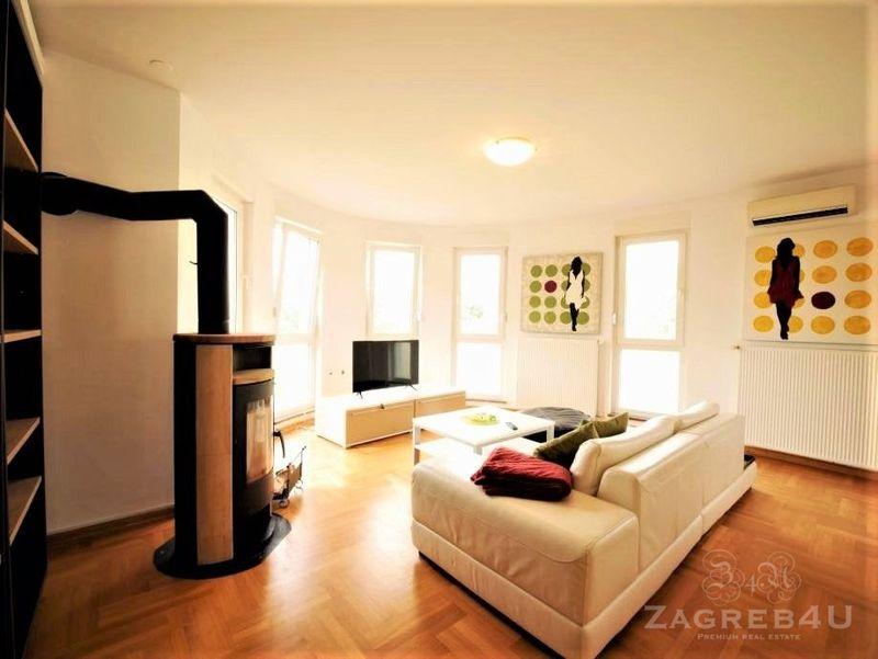 Atraktivan dvoetažni 4 soban stan 140 m2 na odličnoj lokaciji Šestine