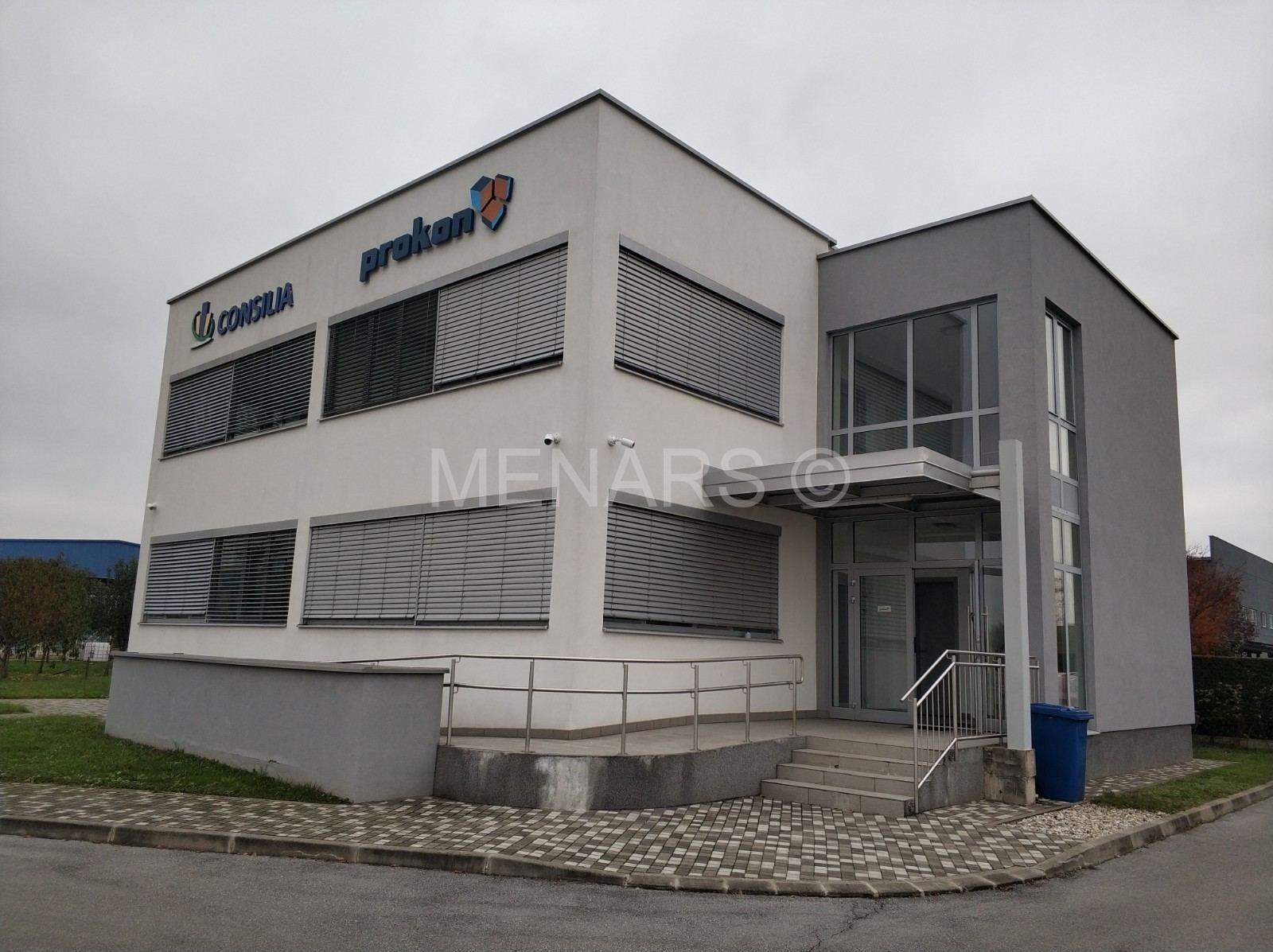 POSLOVNI PROSTOR 173,70 m2, ZAKUP, JALKOVEC