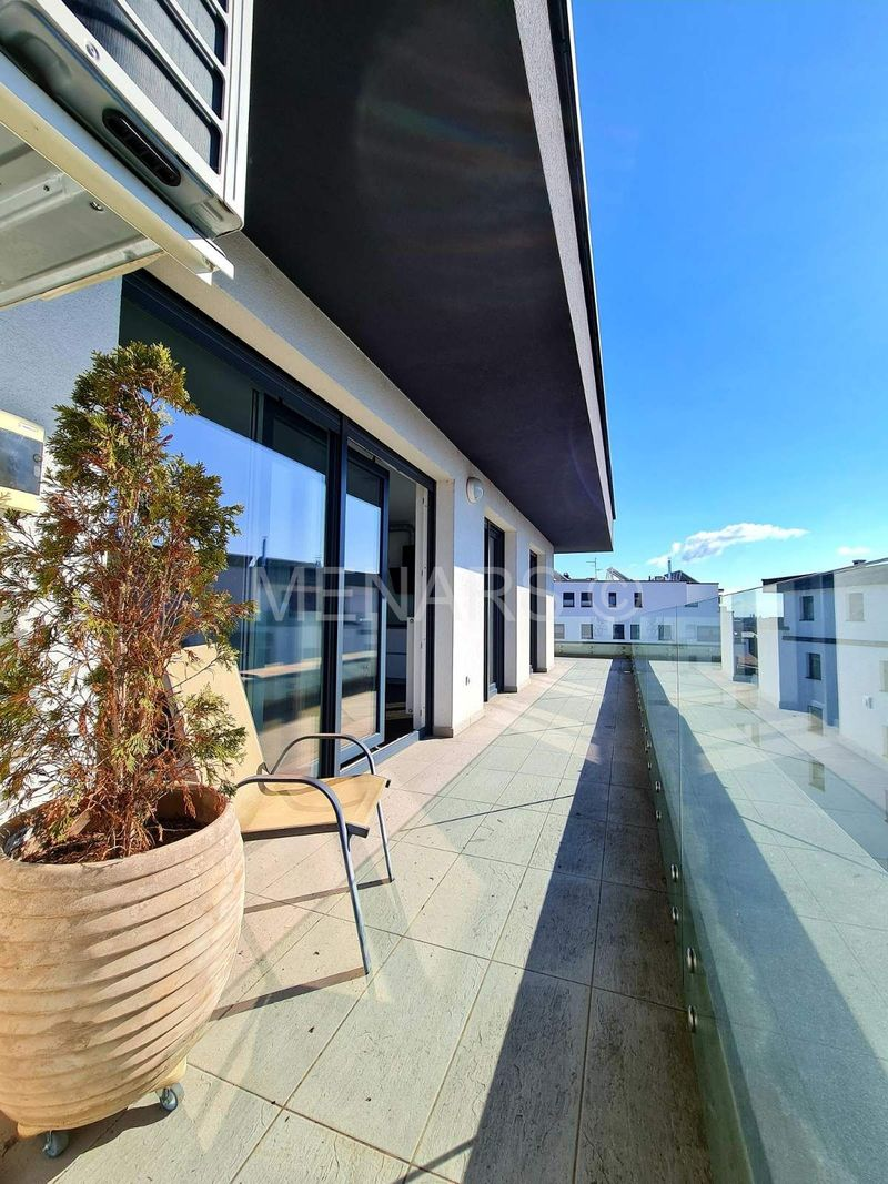 SMART HOME SYSTEM, NOVOGRADNJA, 2-SOB. PENTHOUSE, 64,18 m2