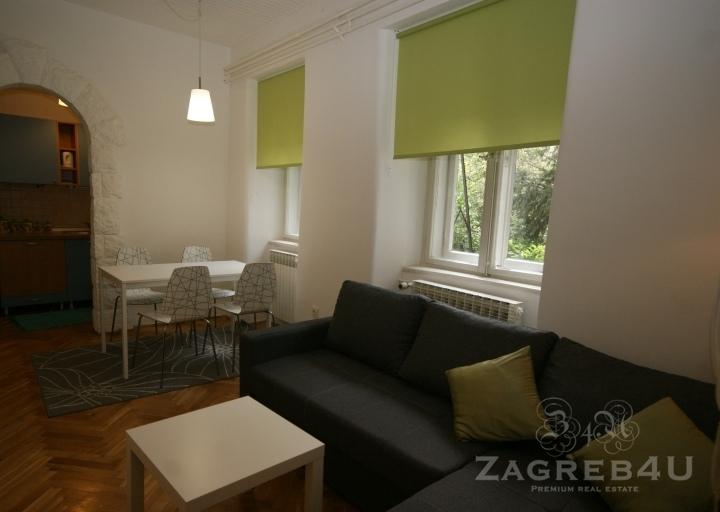Zagreb - Centar - poslovni prostor za najam (65 m2) Republike Austrije