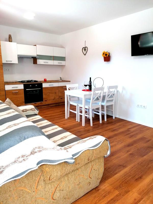 Stan, 45 m2, 330 EUR/mj, Zadar