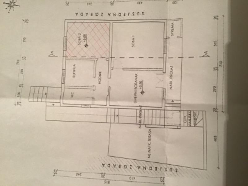 Stan, 40 m2, Split, Lokve