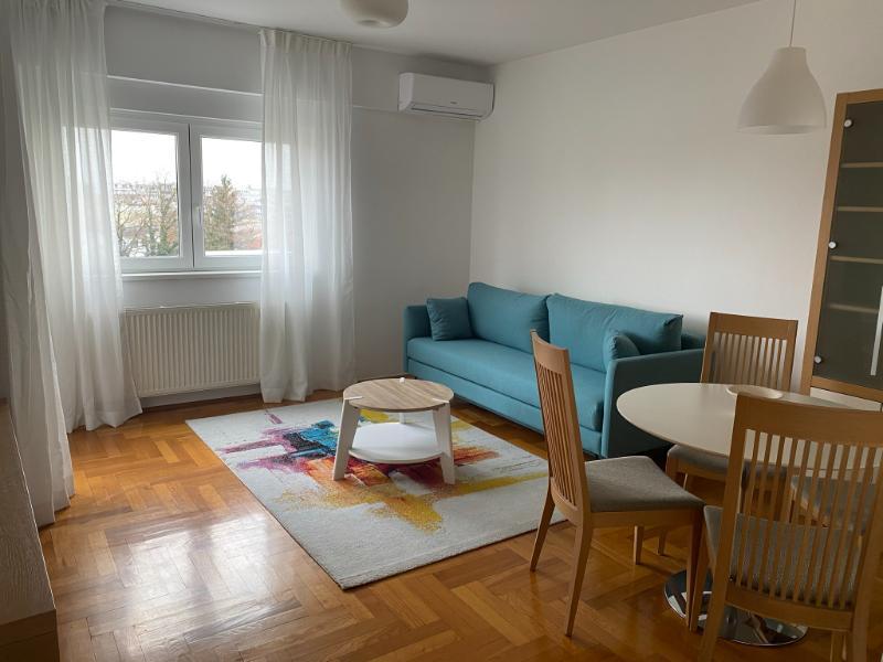 Stan, 48 m2, 500 EUR/mj, Zagreb, Trešnjevka