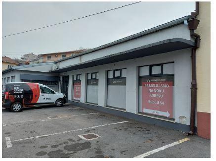 Poslovni prostor, 120 m2, Matulji, Jušići