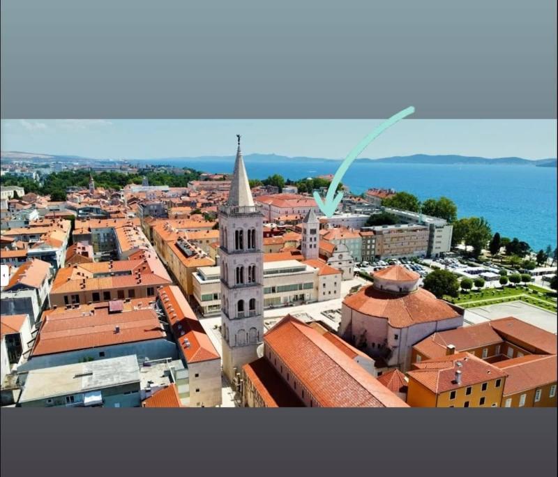Stan, 80 m2, 500 EUR/mj, Zadar, Poluotok